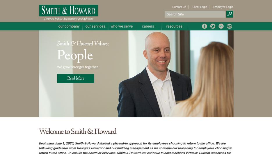 Smith & Howard CPA